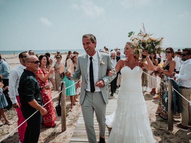 La boda de Valerie y Guillaume en Arenys De Mar, Barcelona 38
