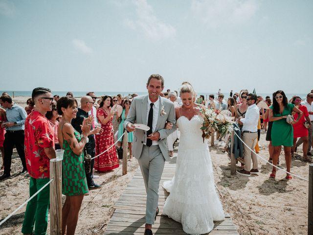 La boda de Valerie y Guillaume en Arenys De Mar, Barcelona 39