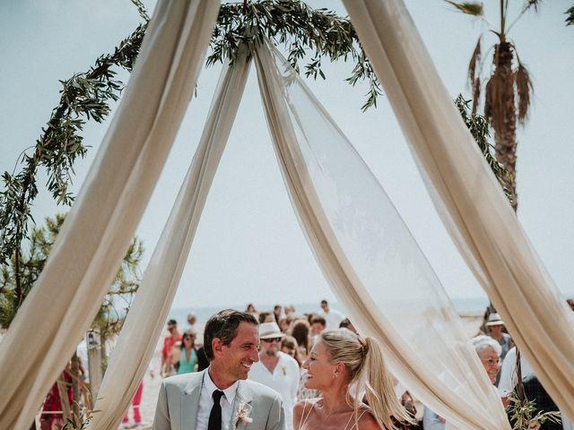 La boda de Valerie y Guillaume en Arenys De Mar, Barcelona 40