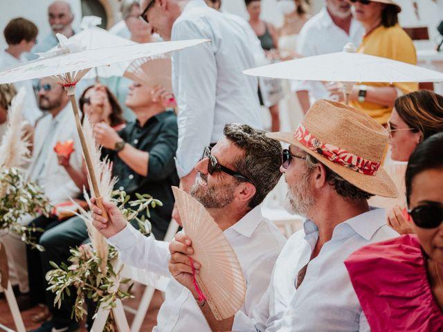 La boda de Valerie y Guillaume en Arenys De Mar, Barcelona 43