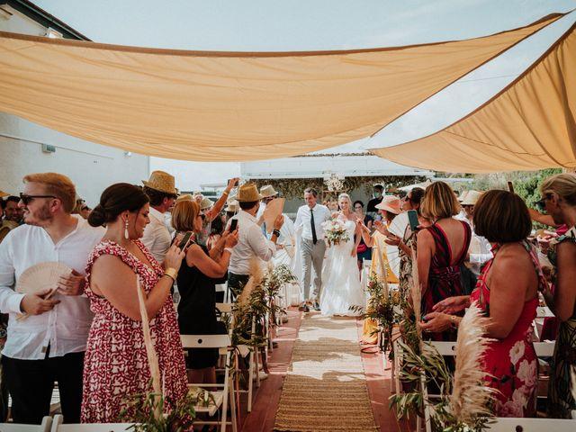 La boda de Valerie y Guillaume en Arenys De Mar, Barcelona 45