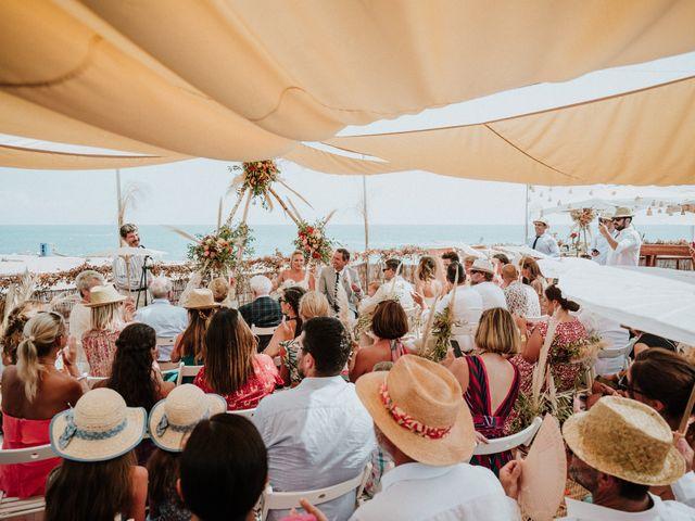 La boda de Valerie y Guillaume en Arenys De Mar, Barcelona 49