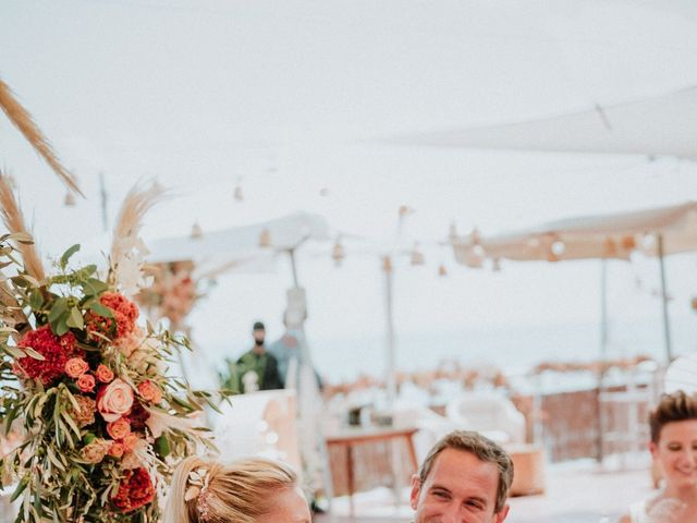 La boda de Valerie y Guillaume en Arenys De Mar, Barcelona 52