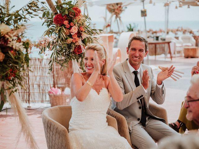 La boda de Valerie y Guillaume en Arenys De Mar, Barcelona 53