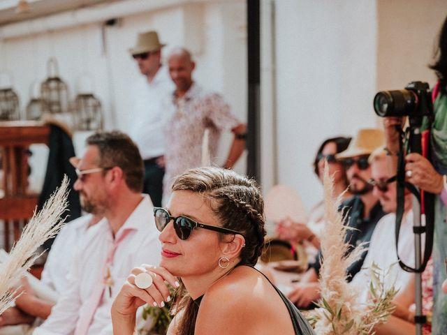 La boda de Valerie y Guillaume en Arenys De Mar, Barcelona 54