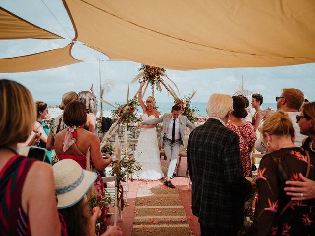 La boda de Valerie y Guillaume en Arenys De Mar, Barcelona 62