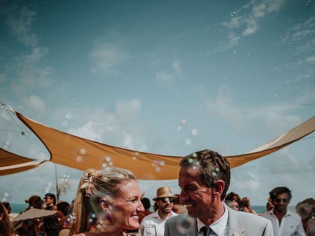 La boda de Valerie y Guillaume en Arenys De Mar, Barcelona 63