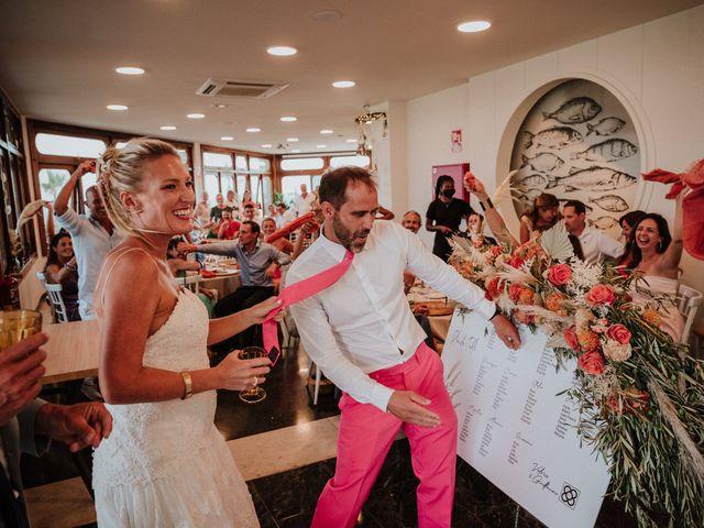 La boda de Valerie y Guillaume en Arenys De Mar, Barcelona 70