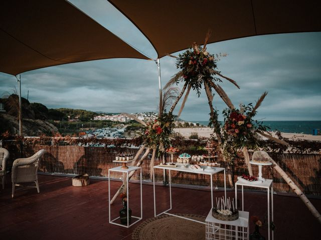 La boda de Valerie y Guillaume en Arenys De Mar, Barcelona 85