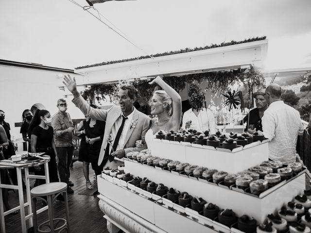 La boda de Valerie y Guillaume en Arenys De Mar, Barcelona 90