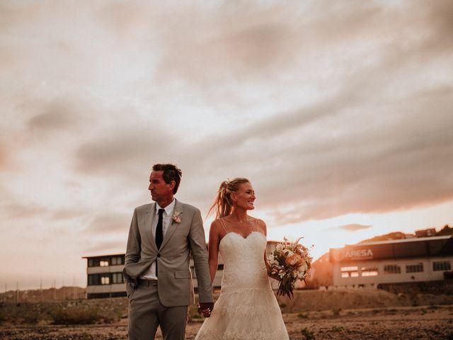 La boda de Valerie y Guillaume en Arenys De Mar, Barcelona 1