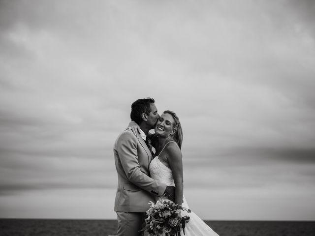 La boda de Valerie y Guillaume en Arenys De Mar, Barcelona 99