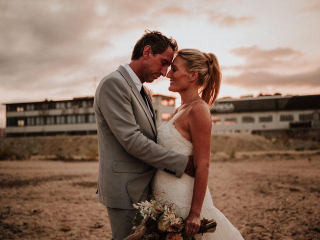 La boda de Valerie y Guillaume en Arenys De Mar, Barcelona 100