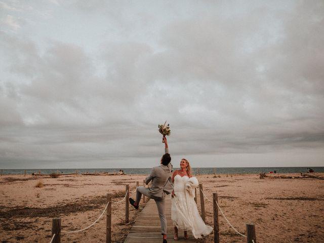 La boda de Valerie y Guillaume en Arenys De Mar, Barcelona 102