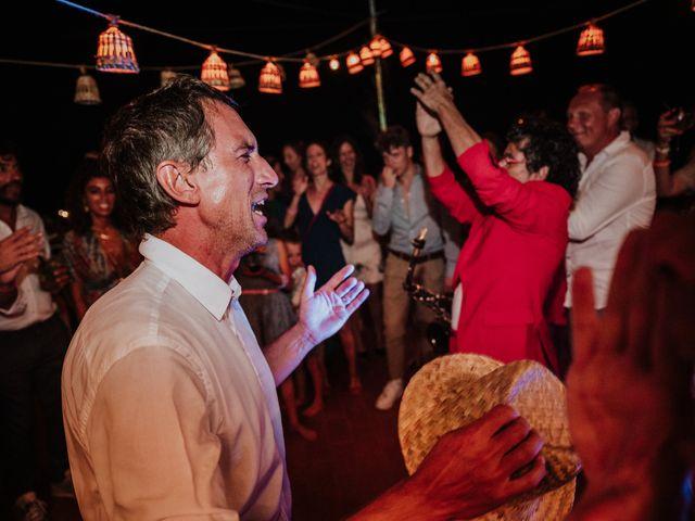 La boda de Valerie y Guillaume en Arenys De Mar, Barcelona 115