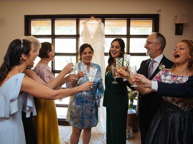 La boda de Ángel y Ana en Rascafria, Madrid 19