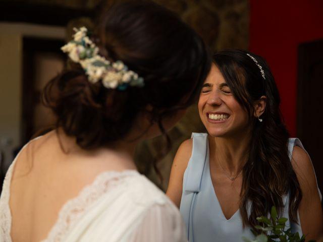 La boda de Ángel y Ana en Rascafria, Madrid 24