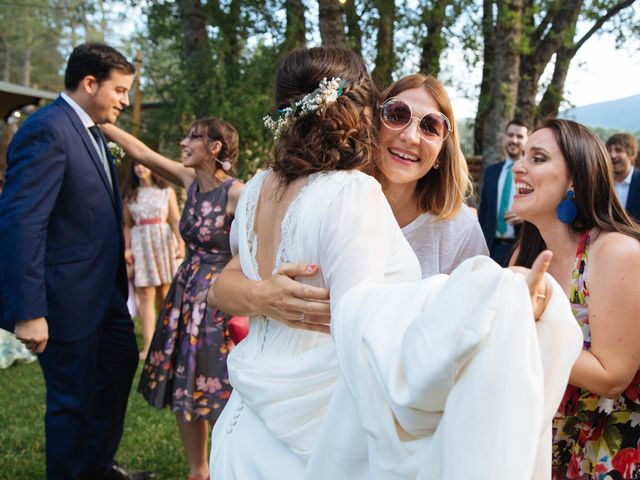 La boda de Ángel y Ana en Rascafria, Madrid 60