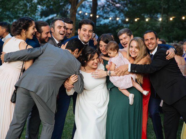 La boda de Ángel y Ana en Rascafria, Madrid 62