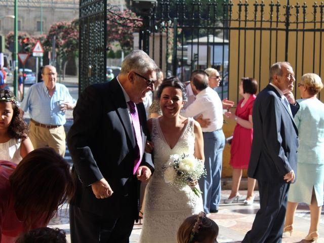 La boda de David y Eva en Sevilla, Sevilla 1