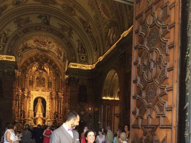 La boda de David y Eva en Sevilla, Sevilla 3