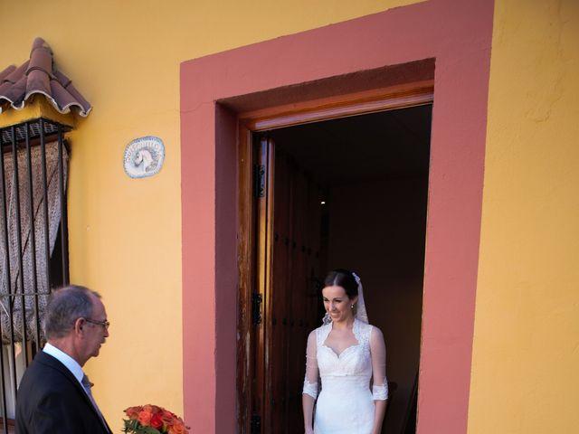 La boda de Miguel Ángel y Regina en Sevilla, Sevilla 15