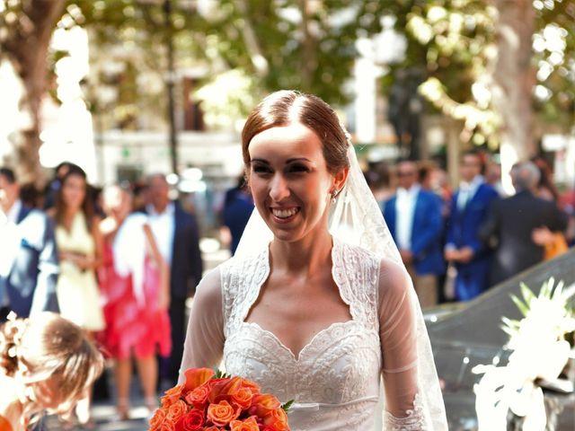 La boda de Miguel Ángel y Regina en Sevilla, Sevilla 17