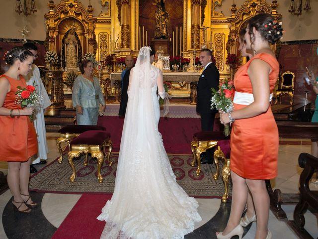 La boda de Miguel Ángel y Regina en Sevilla, Sevilla 18