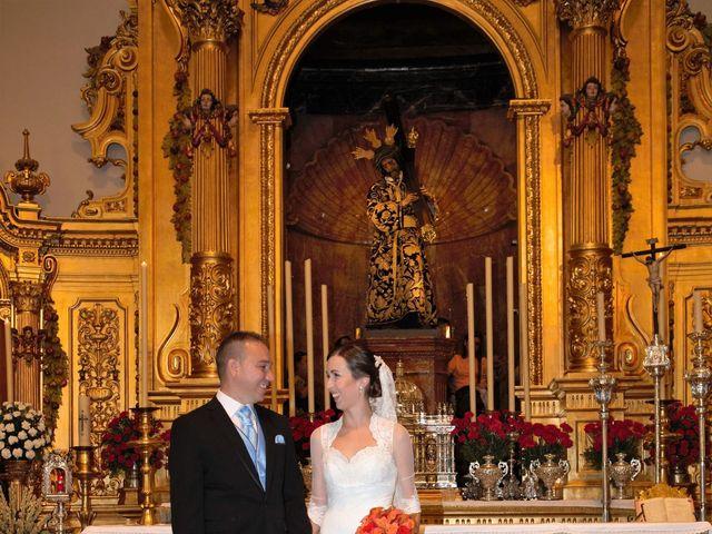 La boda de Miguel Ángel y Regina en Sevilla, Sevilla 21