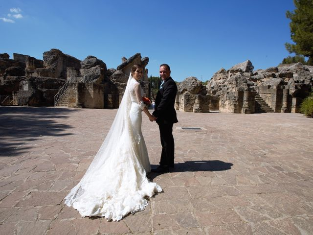 La boda de Miguel Ángel y Regina en Sevilla, Sevilla 25