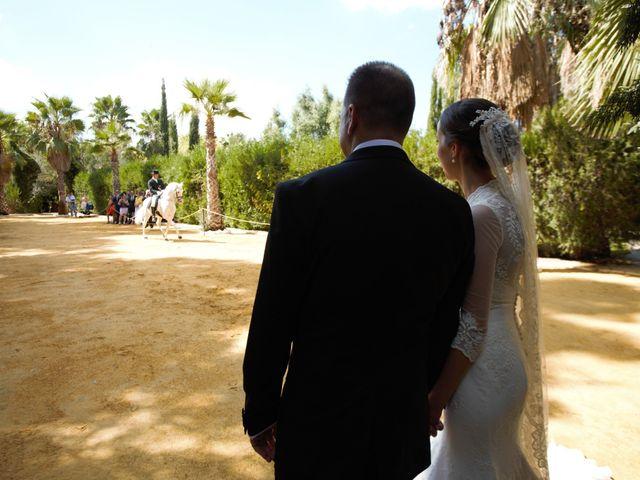 La boda de Miguel Ángel y Regina en Sevilla, Sevilla 39