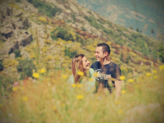 La boda de Yarim y Cristina en Cabezuela Del Valle, Cáceres 4