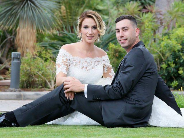 La boda de Jorge y Erika en Juan Grande, Las Palmas 6