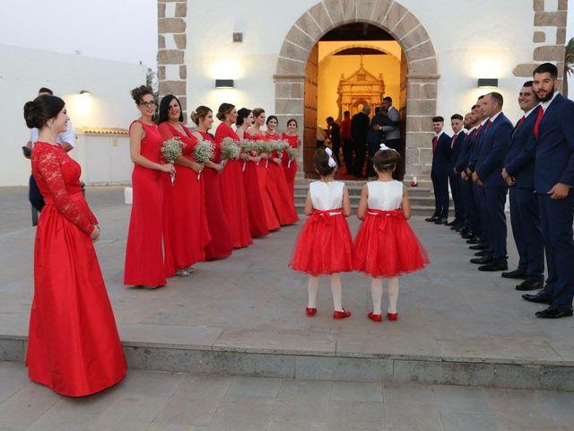 La boda de Jorge y Erika en Juan Grande, Las Palmas 11
