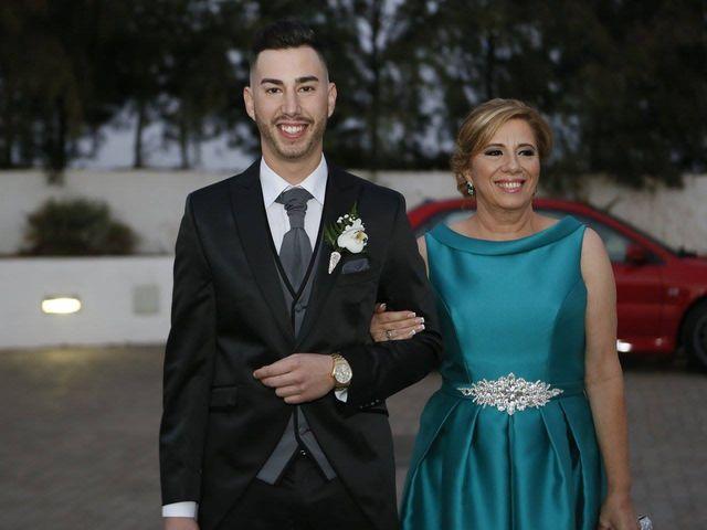 La boda de Jorge y Erika en Juan Grande, Las Palmas 17