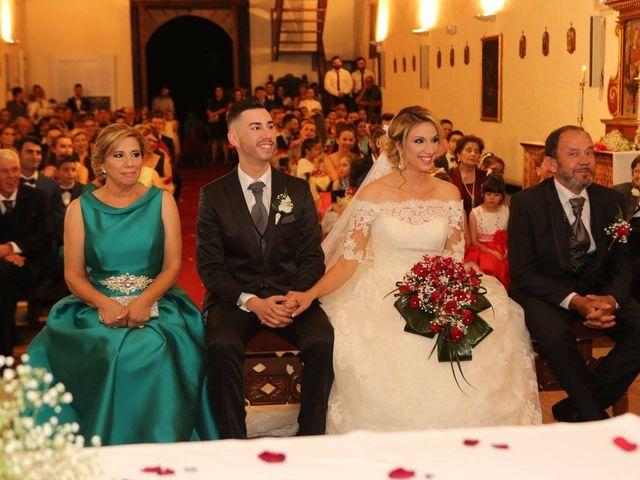 La boda de Jorge y Erika en Juan Grande, Las Palmas 22