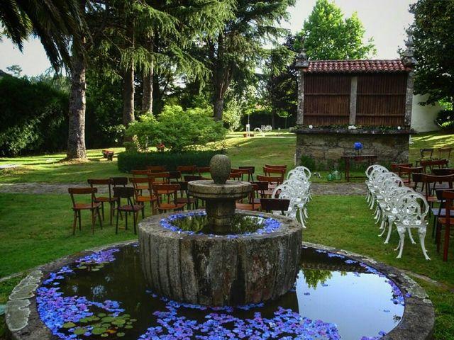 La boda de Carlos y Tania en Teo, A Coruña 3