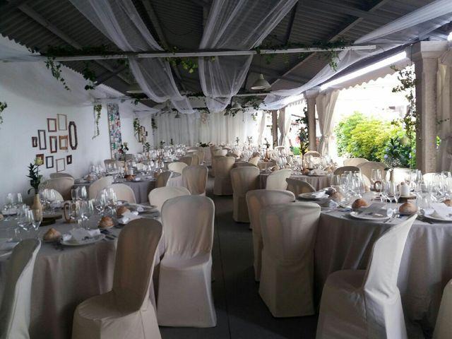 La boda de Carlos y Tania en Teo, A Coruña 4