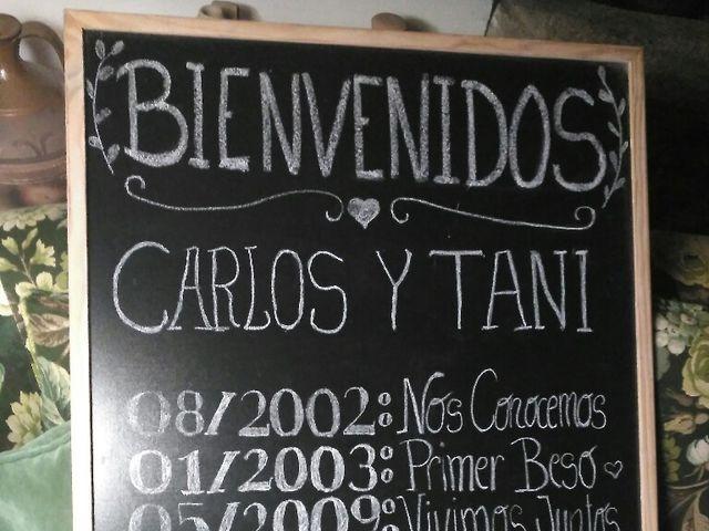La boda de Carlos y Tania en Teo, A Coruña 9