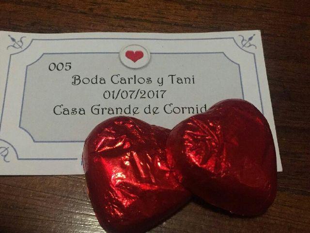 La boda de Carlos y Tania en Teo, A Coruña 2
