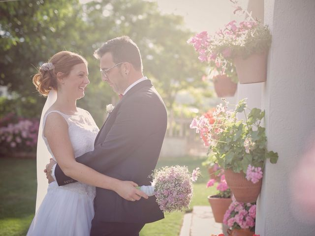 La boda de Nuria y Buti