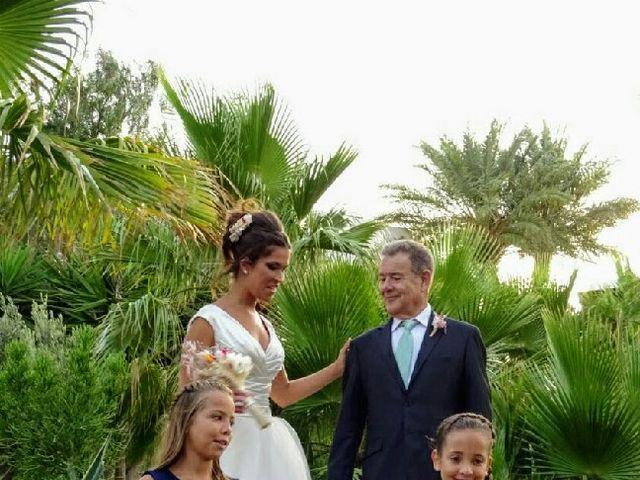 La boda de Mikel  y Aroa  en Nijar, Almería 3