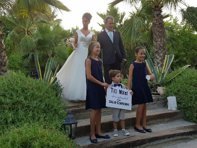 La boda de Mikel  y Aroa  en Nijar, Almería 2