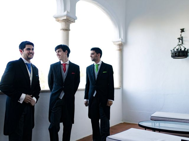 La boda de Jorge y Clara en Zafra, Badajoz 6