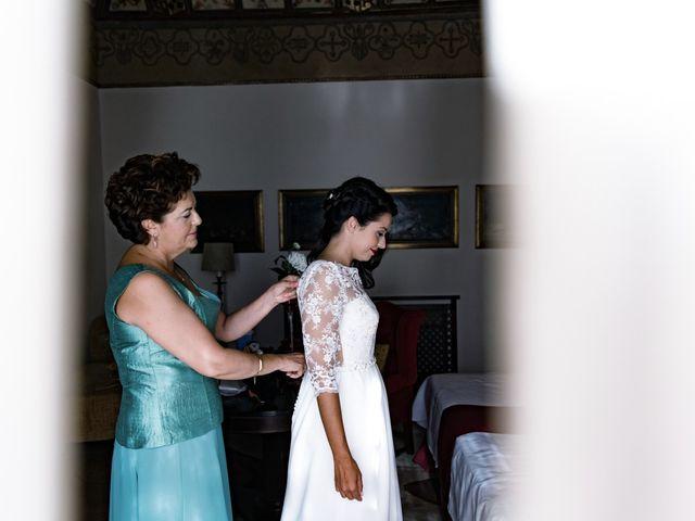 La boda de Jorge y Clara en Zafra, Badajoz 9
