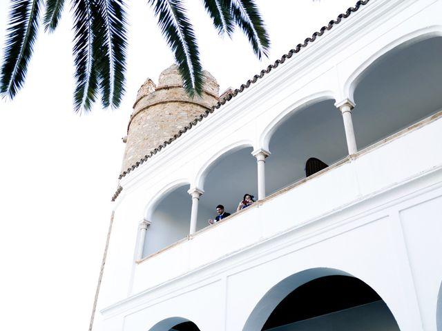 La boda de Jorge y Clara en Zafra, Badajoz 15