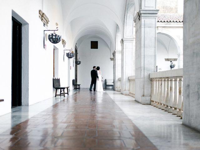 La boda de Jorge y Clara en Zafra, Badajoz 21