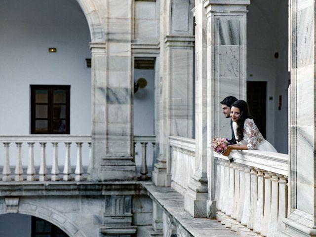 La boda de Jorge y Clara en Zafra, Badajoz 23
