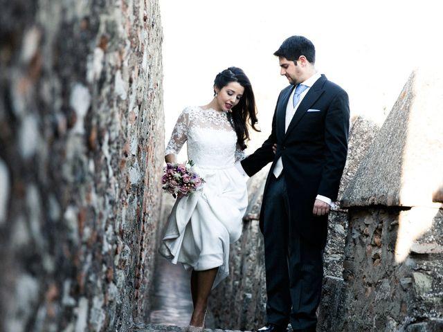 La boda de Jorge y Clara en Zafra, Badajoz 26