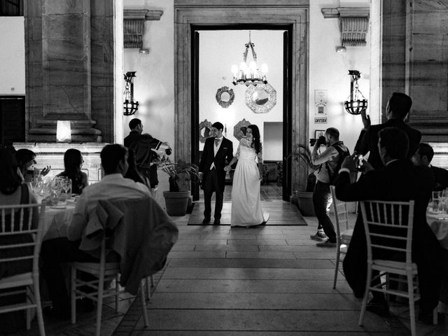 La boda de Jorge y Clara en Zafra, Badajoz 29